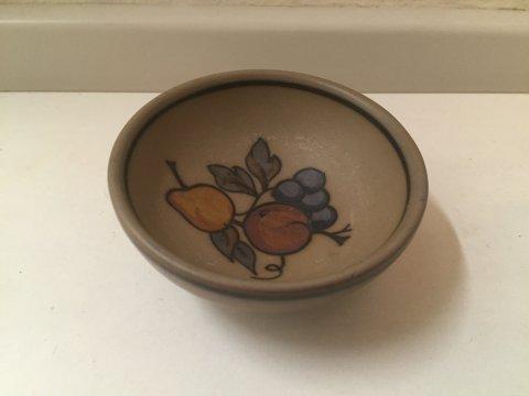 6e6662b132e4 Keramik minatur skål saltkar fra Hjorth Bornholm. Dia. 6 cm. pris Dkr. 50.-