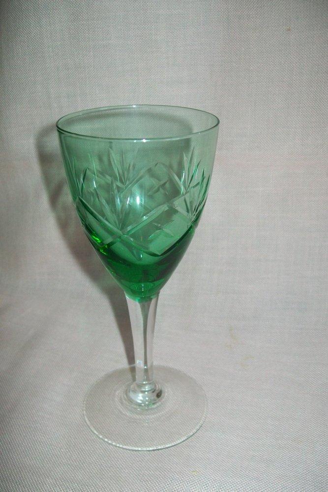 glas grøn stilk